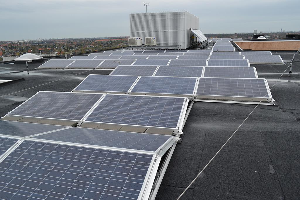 Köpenhamn 1,1 MWatt