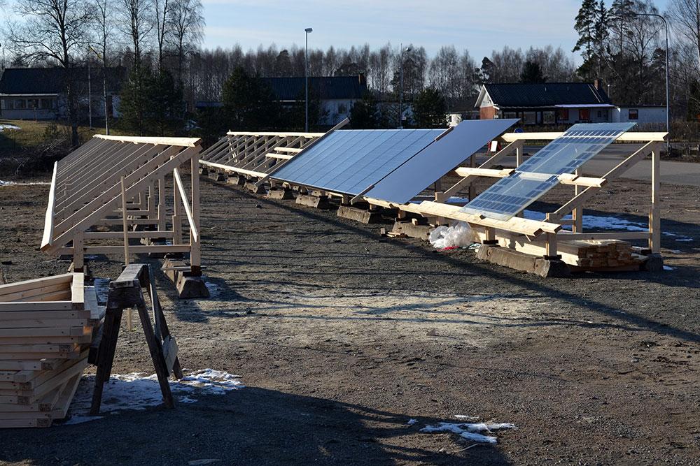 Hästveda solcellspark